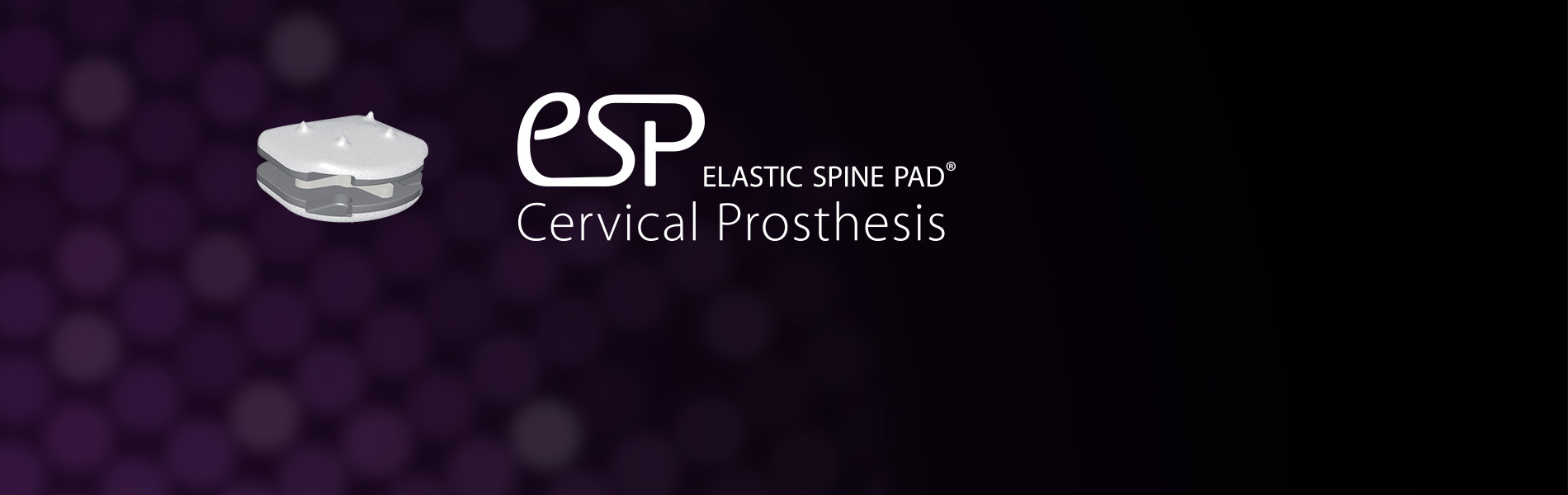 The innovative viscoelastic CP ESP cervical disk prosthesis with six degrees of freedom
